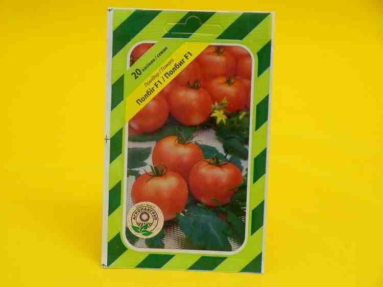 Семена томатов Полбиг