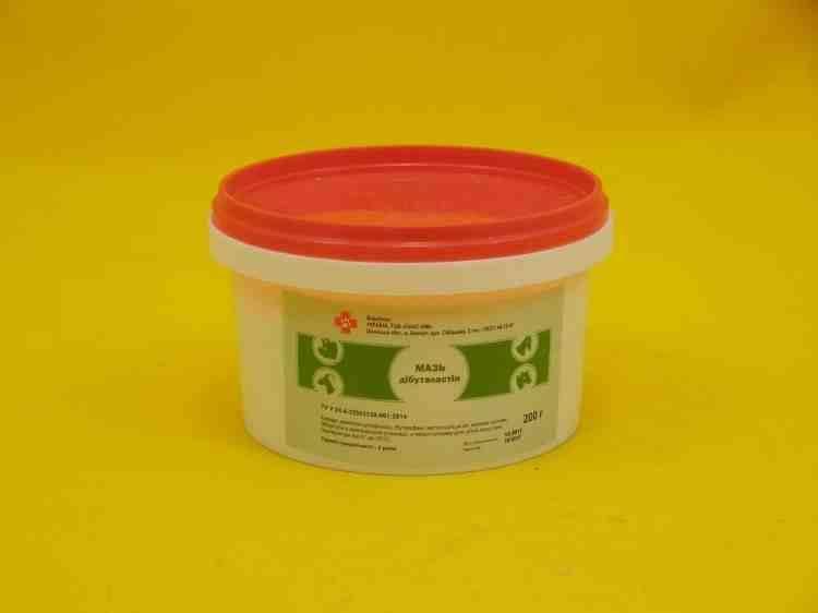 Мазь Дибуталастин противовоспалительного, согревающего и противоотечного действия 200 г
