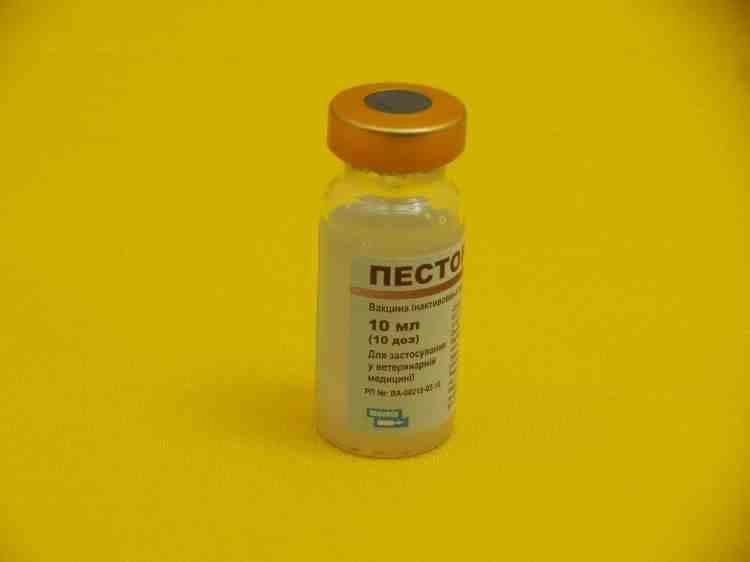 Песторин, вакцина против геморрагической болезни