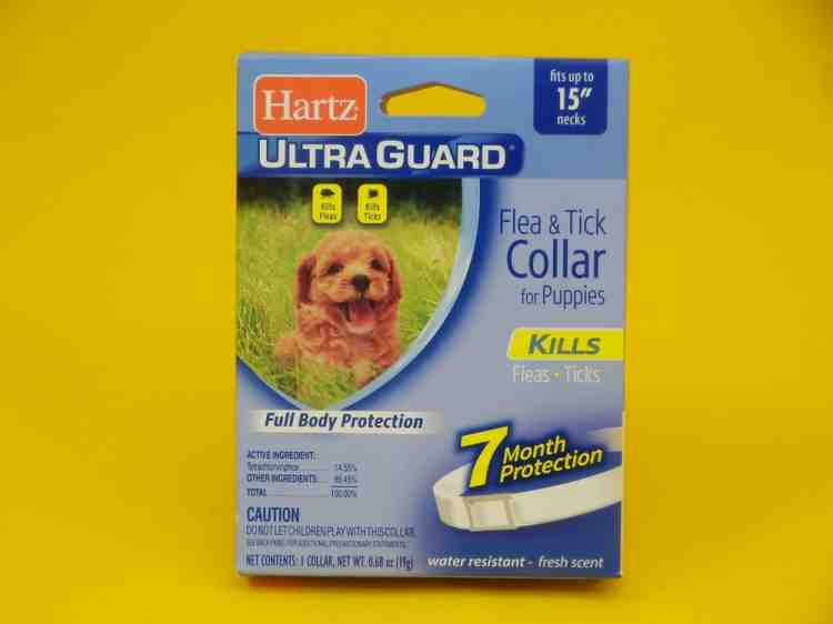 Hartz Ultra Guard Flea s Tick Collar Харц Ошейник от блох и клещей