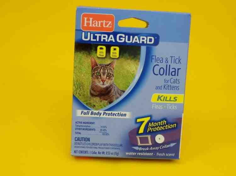 Hartz Ultra Guard Flea s Tick Collar Харц Ошейник для собак от блох и клещей