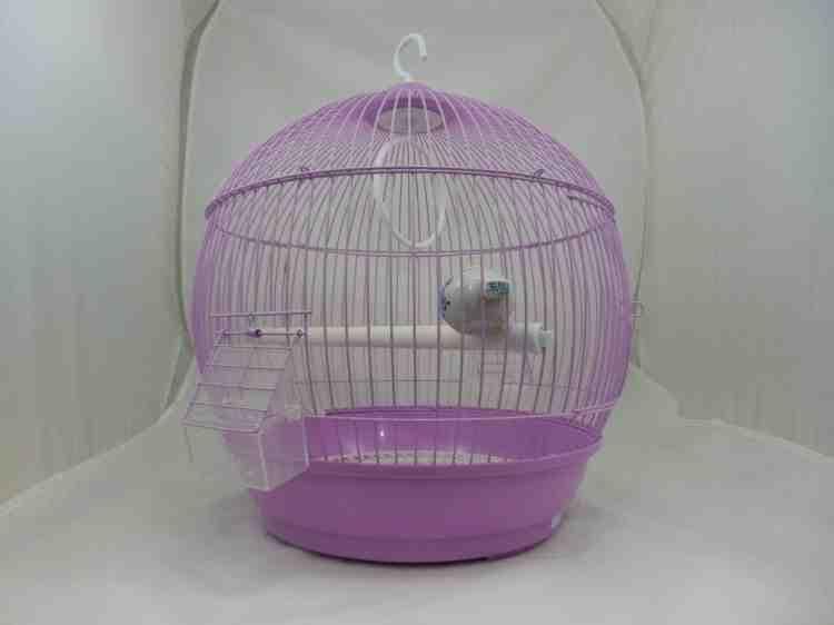Клетка для птиц  308 Бочонок Эмаль