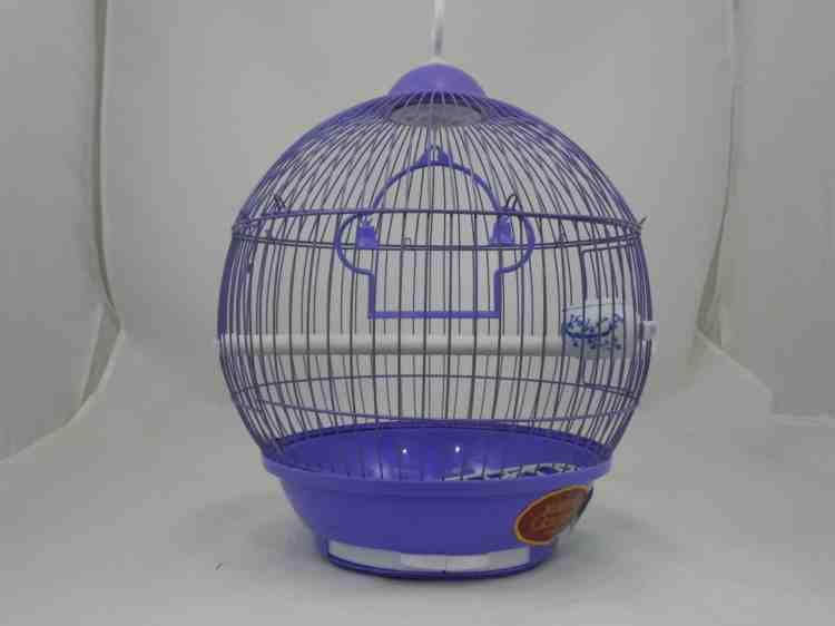 Золотая Клетка для птиц 303 Круглая, эмаль