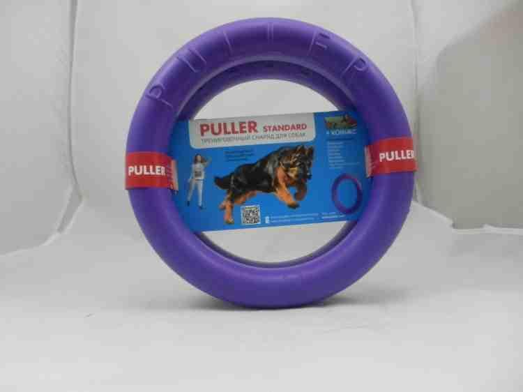 ренировочный снаряд для собак  Рuller