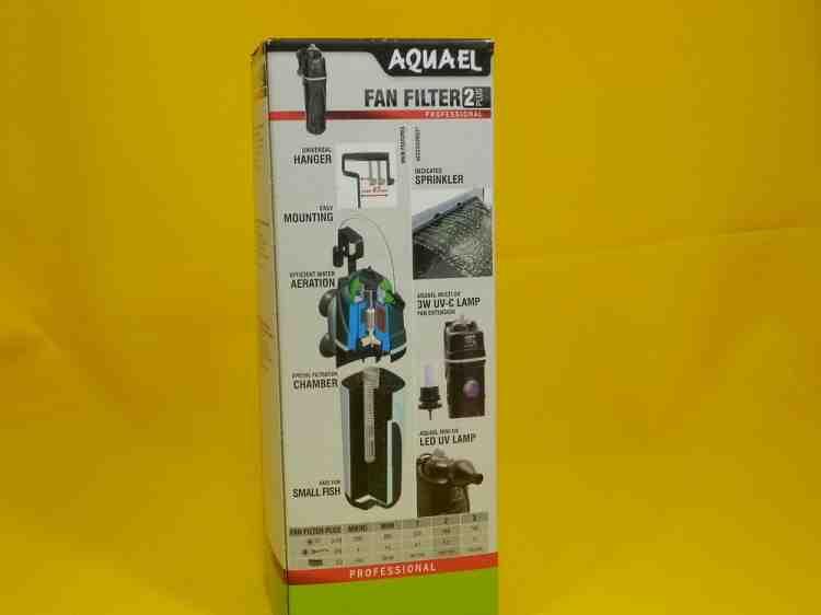 Фильтр для аквариума AquaEl FAN-2