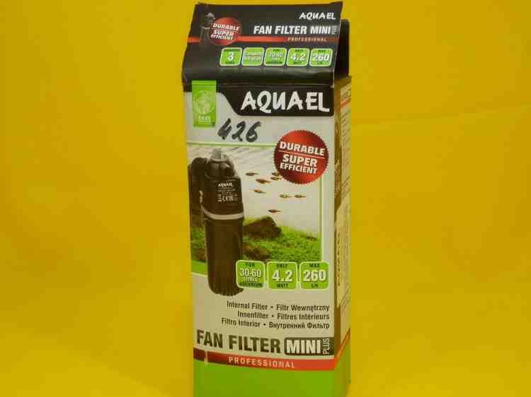 Фильтр для аквариума AquaEl FAN-mini