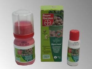 Престиж - 290 FS. TH, средство для защиты овощей и сада от вредителей