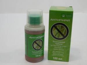 Антипырей, послевсходовый гербицид
