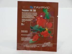 Таурус - 20, средство для борьбы клещами