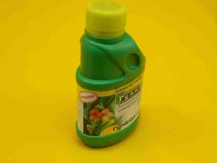Гумисол органическое удобрение