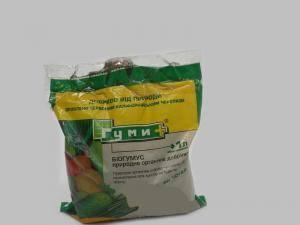 Гумивит, природное органическое удобрение