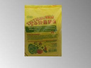 Табачная пыль, средство для борьбы с насекомыми