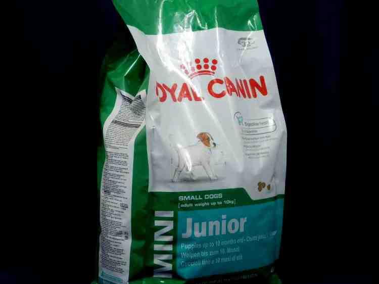 Royal canin  Роял канин для щенков мелких пород от 2 до 10 месяцев