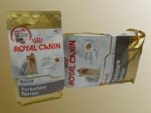 Роял Канин (Royal Cаnin) Сухой корм для взрослых собак породы йоркширский терьер
