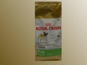 Роял Канин (Royal Canin), сухой корм для взрослых мопсов