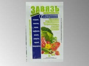 Завязь Универсальная, стимулятор плодообразования, 1 пакетик - 2 г