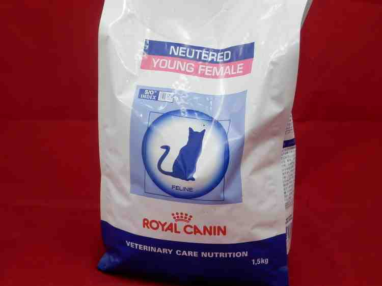 Royal Canin Neutered Young Female (Роял Канин)