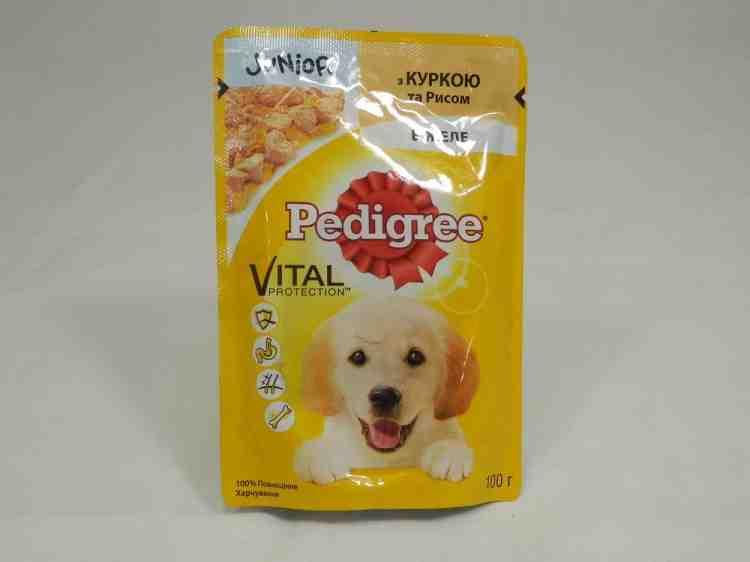 Консервы Педигри (Pedigree), влажный корм для собак