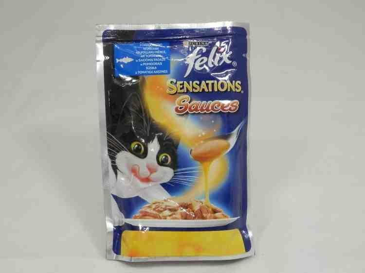 Влажный корм для кошек Felix (Феликс) Purina